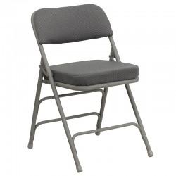 Chaise pliante en métal Prato5