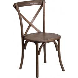 Chaise en bois empilable...