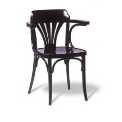 Wood Chair - Morelle