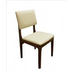 Carl restaurant wood chair